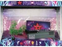 Brand new 20 Ltr fish tank including digital thermometer, heater & items written below
