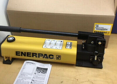 Enerpac P842 Hydraulic Hand Pump Double Acting P84 10000 Psi New