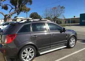 2013 Holden Captiva Wagon **12 MONTH WARRANTY** West Perth Perth City Area Preview