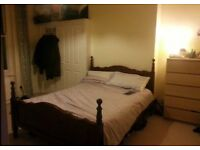 Beautiful double room in three bed female flat