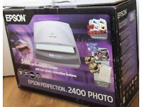 Epson Perfection 2400 scanner A3 size