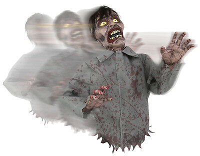 Bump And Go Zombie  Decoration Prop (Bump And Go)