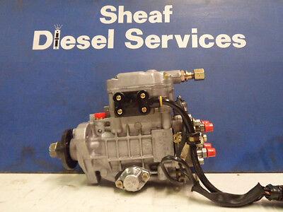 Linde H30d Forklift Diesel Injectorinjection Pump