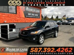 2010 Hyundai Santa Fe GL 3.5 Sport / Heated seats / Sunroof