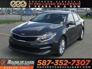 2017 Kia Optima LX / Back up Camera / Bluetooth