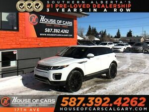 2017 Land Rover Range Rover Evoque SE / Heated seats / Leather /