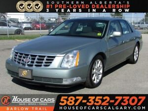 2006 Cadillac DTS Performance / Leather / Heated seats / Sunroof