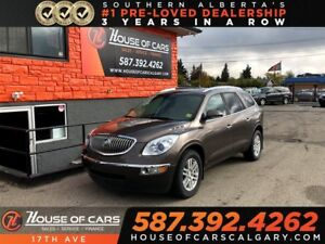 2009 Buick Enclave CX / Leather / Heated seats