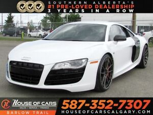 2010 Audi R8 5.2 V10 / Carbon Package / Capristo Exhaust