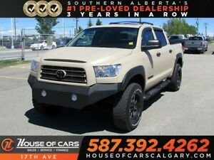 2007 Toyota Tundra Limited 5.7L V8 / Sunroof / Leather