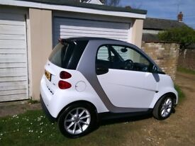 """4x15"""" Alloy wheels complete with fitted Continental summer tyres to fit Smart Fortwo 451 Coupe."""