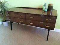 Vintage Sideboard 60's mahogany