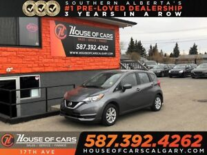 2017 Nissan Versa Note 1.6 SV / Heated seats, Back up camera