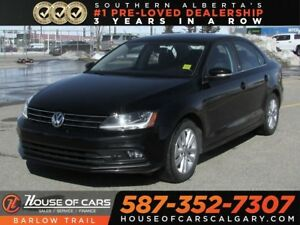 2017 Volkswagen Jetta Wolfsburg Edition / Sunroof / Heated seats