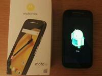 Moto E 2nd Generation, unlocked like new