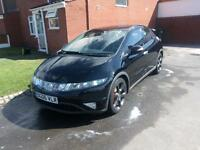 Honda civic 1.8 I-VTEC sport 06 reg. Only swap