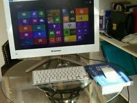 Lenovo C340 All in One Pc working but may need repair