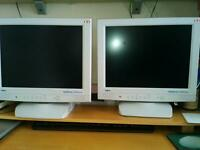 "Computer Monitors 15"" LCD MultiSync 1525M"