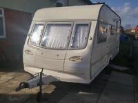 1995 Avondale Grampian Leda XL caravan