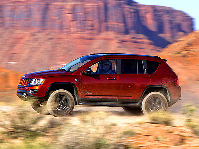 Jeep Compass lift kit all years thru 2016 THE ORIGINAL used by MOPAR