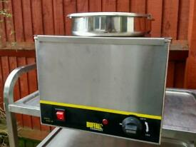 """Commercial electric Buffalo Wet Bain Marie. """"Brand new"""""""