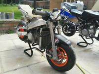Blata B1 rep mk3! Very Fast Mini moto