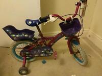 Girls bicycle £15 or best offer