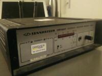 Sennheiser wireless mic and receiver