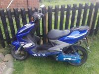 Yamaha mbk nitro 100cc