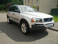 2004 Volvo XC90 2.4 D5 86000 miles