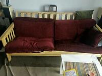 Pine Sofabed