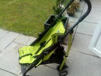 Chicco Echo Stroller Push Chair Buggy