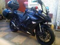 Kawasaki sx 1000