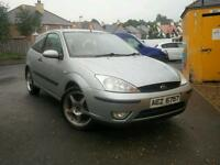 Ford Focus Edge late 2004 3 door 1.6 excellent condition