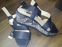 Next sandals size 6 NEW