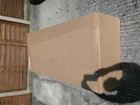 Very large cardboard box - free for collection