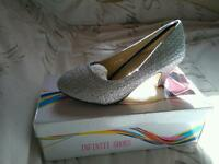 Girls new size 12 shoes