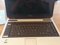 Toshiba Equium a100 Laptop - Spares or repairs