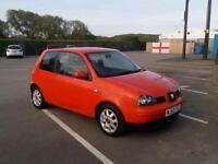 Very economical, 2003 seat arosa, s. 1.0, 11 months mot, tidy car.