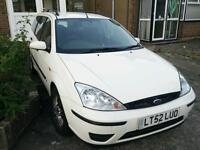 Ford Focus Automatic Estate NON-RUNNER