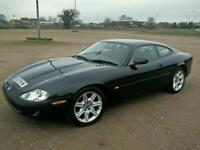 Jaguar XK8 LPG converted