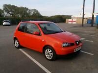 Very reliable 2003 seat arosa 1.0l, 11 months mot.
