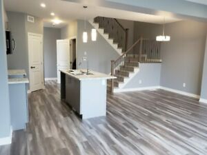 Newly Built Three Bedroom Townhouse in Woodhaven - Sept 1