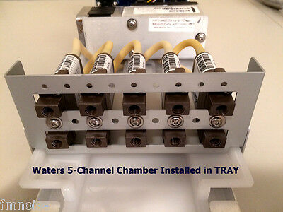 Waters Alliance Uplc 5 Chambersreplacement Hplc Vacuum Degasser 289000622 New