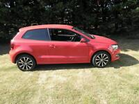 Volkswagen polo match edition 60 2013 mint!!!