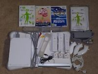 Complete Nintendo Wii starter kit