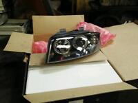 Brand New Audi A4 Custom Head Lights