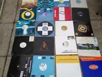 1200 x vinyl records, oldskool, all classic, trance, dance, club