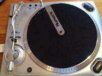 Quick sale & PAIR @ 2 x numarks decks dj turntables, TT1650 with cartridges
