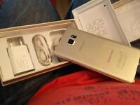 Unlocked, Galaxy note 5, gold, 64gb, lte, quick sale, must go today